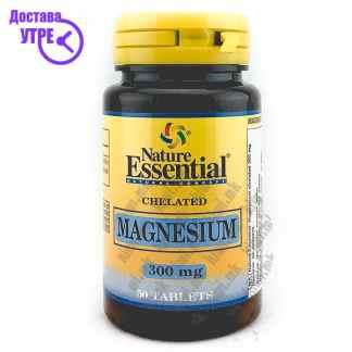 Nature Essential Magnesium таблети, 50
