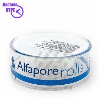 Alfapore Rolls Фластер
