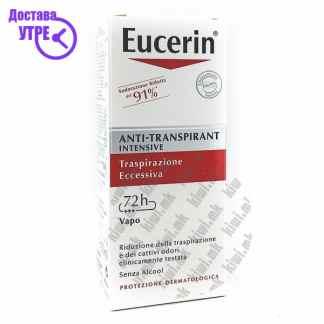 Eucerin 72 h Anti-Transpirant Intensive Pump-Spray Рол-он, 30мл