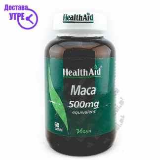 Health Aid Maca таблети, 60
