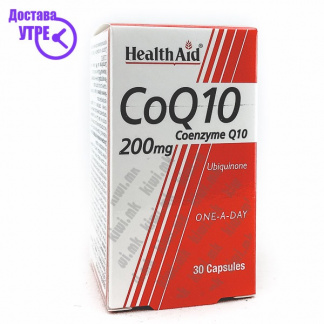 Health Aid Conzyme Q-10 капсули, 30