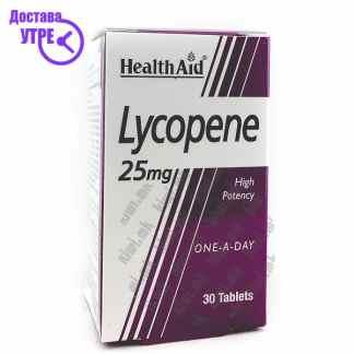 Health Aid Lycopene таблети, 30