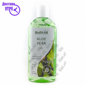 Health Aid Aloe Vera Гел за Туширање, 250мл