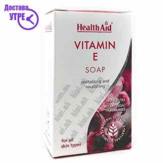 Health Aid Vitamin E Soap Сапун со Витамин Е, 100г