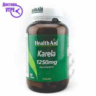 Health Aid Karela таблети, 60