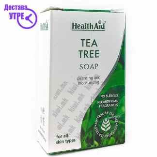 Health Aid Tea Tree Soap Сапун од Чајно Дрво, 100г
