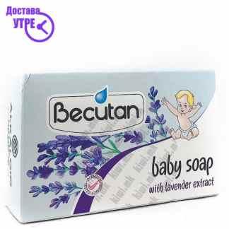 Becutan Детски Сапун со Екстракт од Лаванда, 90г