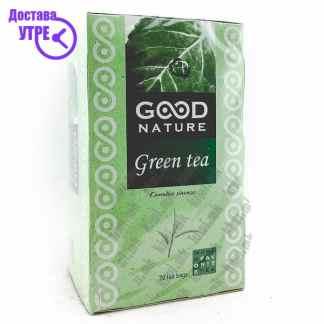 Good Nature Зелен Чај, 20