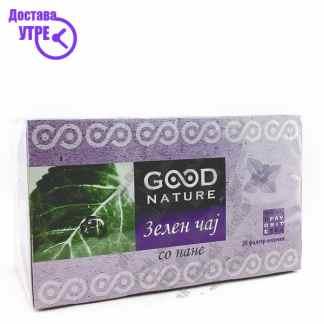 Good Nature Зелен Чај со Нане, 20
