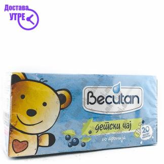 Becutan Детски Чај со Аронија, 20
