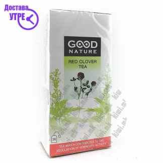 Good Nature Чај од Црвена Детелина, 20