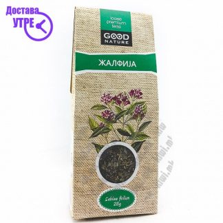 Good Nature Чај од Жалфија, 25г