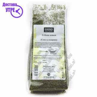 Good Nature Чај од Семе од Коприва, 100г