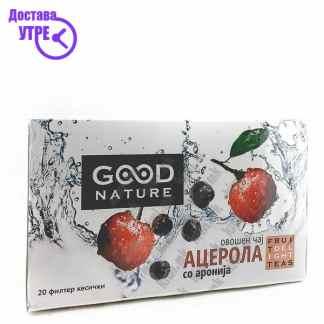 Good Nature Овошен Чај од Ацерола и Аронија, 20