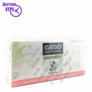 Good Nature Кратекор Чајна Мешавина за Подобрување на Работата на Срцето, 20