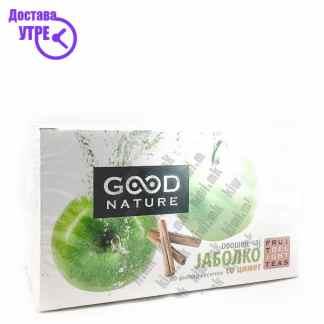 Good Nature Овошен Чај од Јаболко и Цимет, 20