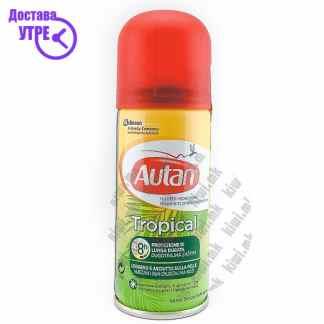 Autan Tropical Спреј Против Убод од Инсекти, 100мл