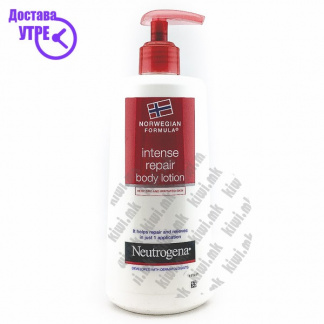 Neutrogena Intense Repair Body Lotion Лосион за Тело, 250мл