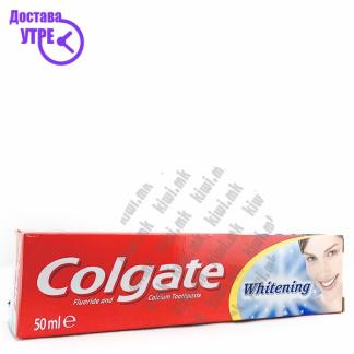 Colgate Whitening Паста за Заби, 50мл