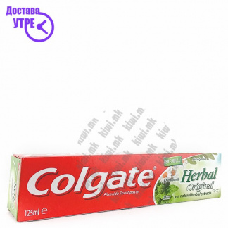 Colgate Herbal Original Паста за Заби, 125мл