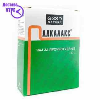 Good Nature Алкалакс Чај за Прочистување, 50г