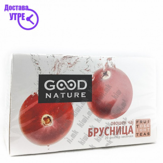 Good Nature Чај од Брусница, 20