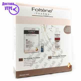 Foltene Pharma Women Set Сет за Жени Против Опаѓање на Коса (Шампон + Третман за Коса)