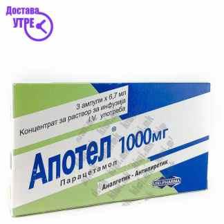 Uni Pharma Apotel ампули, 3