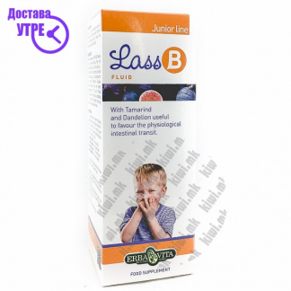 Erba Vita Lass B Fluid сируп, 150мл