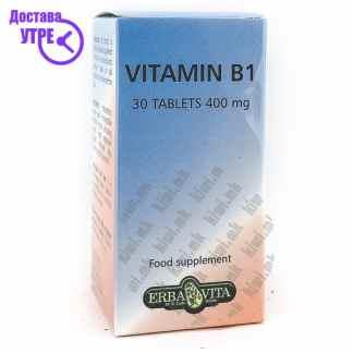 Erba Vita Витамин Б1 таблети, 30
