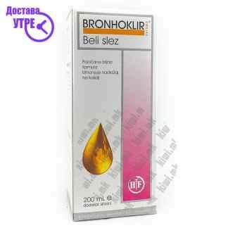 Bronhoklir Бел Слез сируп, 200мл