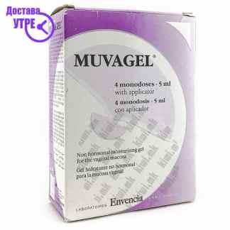 Muvagel вагинален гел, 5мл