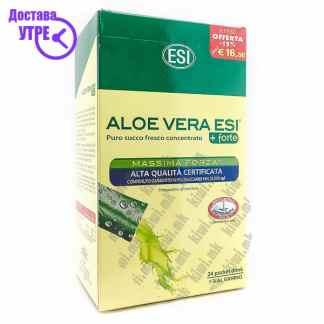 ESI Aloe Vera Forte кесички, 24