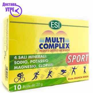 ESI Multicomplex Sport кесички, 10