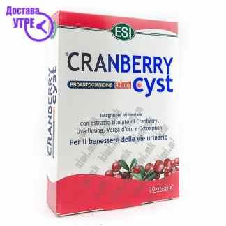 ESI Cranberry Cyst таблети, 30