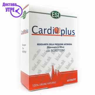 ESI Cardio Plus капсули, 60
