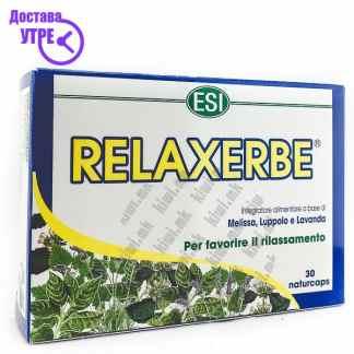 ESI Relaxerbe капсули, 30