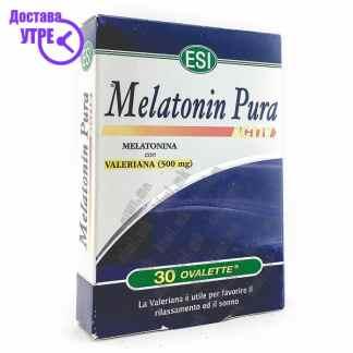 ESI Melatonin Pura Active таблети, 30