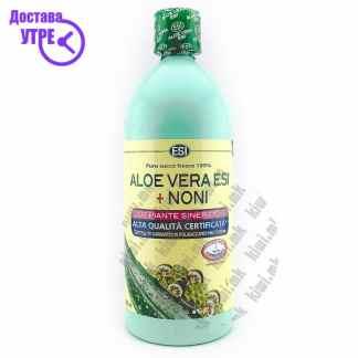 ESI Aloe Vera Juice with Noni Сок од Алое Вера со Нони, 1л
