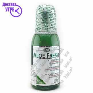 ESI Aloe Fresh Mouthwash Течност за Плaкнење на Уста, 500мл