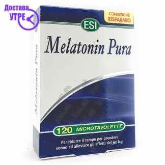 ESI Melatonin Pura таблети, 120