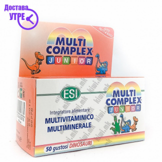 ESI Multicomplex Junior таблети, 50