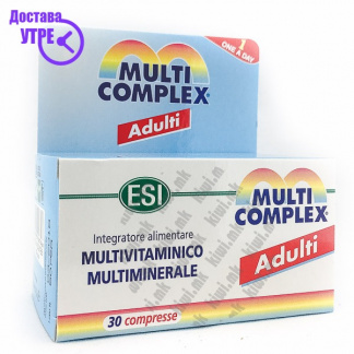 ESI Multicomplex Adults таблети, 30