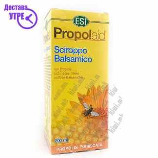 ESI Propolaid Balsamic Прополис сируп, 200мл