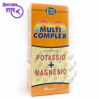 ESI Multicomplex Калиум+Магнезиум таблети, 90