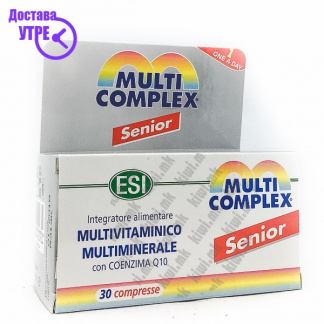 ESI Multicomplex Senior таблети, 30