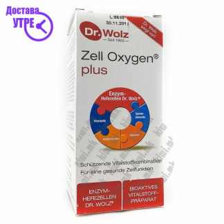 Dr. Wolz Cell Oxygen Plus сируп, 250мл