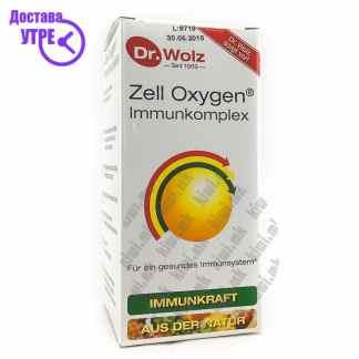 Dr. Wolz Zell Oxygen Immunkomplex концентрат, 250мл