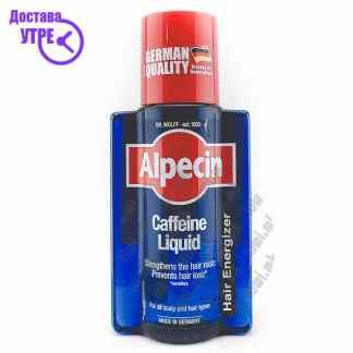 Alpecin Caffeine Liquid Лосион против Опаѓање на Коса, 200мл
