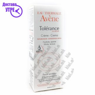 Avene Tolerance Extreme Cream Крема за Лице за Сите Типови на Кожа, 50мл